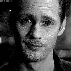 """WHEN ERIC GAVE YOU THAT SMIRK AND YOUR OVARIES EXPLODED. 