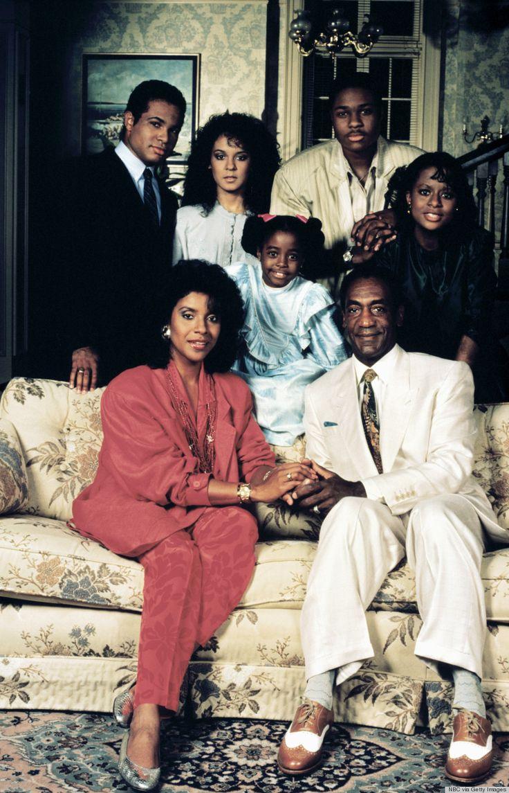 Bill cosby family photos - The Cosby Show Cast Season 4