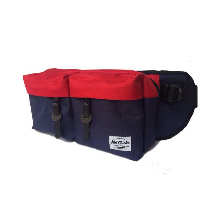 HTCK.WB.BLU #waistbag