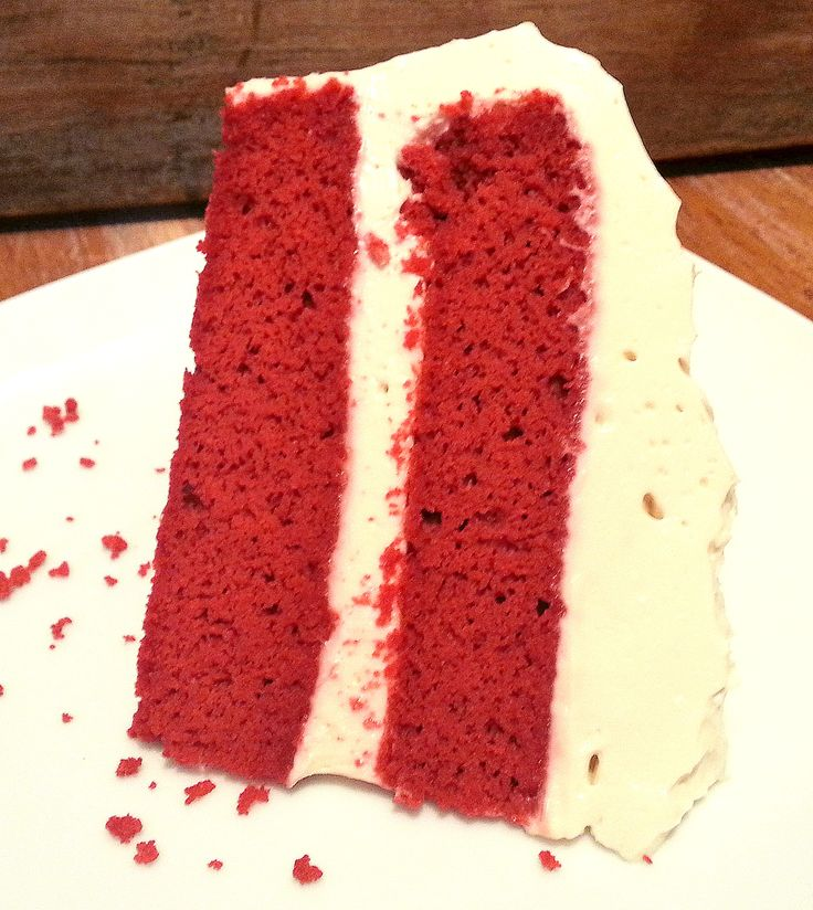 Carbs In Red Velvet Cake With Cream Cheese Frosting