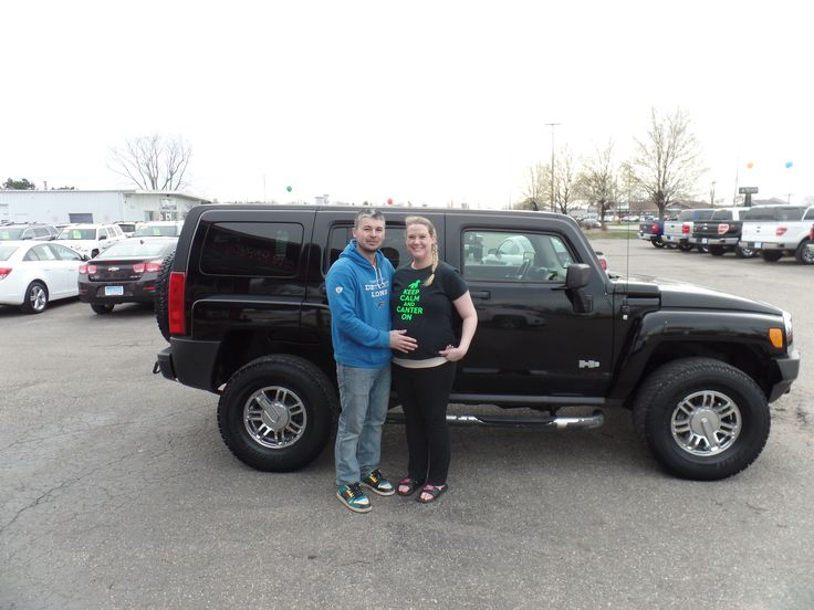 Congratulations to Kristen P. on her purchase of a new Hummer H3! We appreciate the opportunity to earn your business, and hope you enjoy your new vehicle!