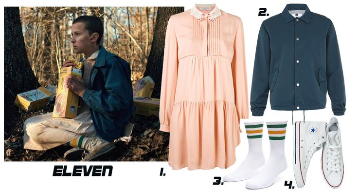 Steal the style from the 80s awesomeness of Stranger Things.
