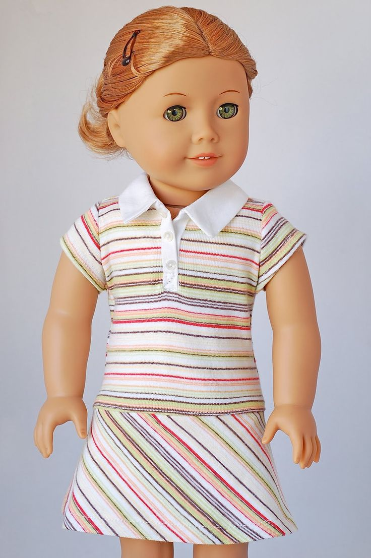 Doll Clothes Patterns By Valspierssews Review Of American: 17 Best Ideas About Girl Doll Clothes On Pinterest