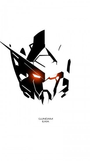 12 best for iphone images on pinterest iphone backgrounds comic gundam exia shadow httptheiphonewallsgundam exia shadow voltagebd Images