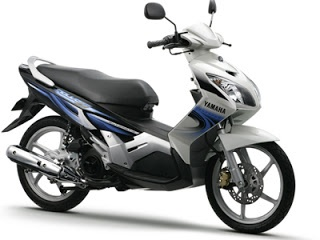 Yamaha Nouvo Z Tech 125 Specifications