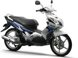 Yamaha Nouvo Z Tech 125 Specifications