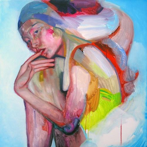 Daul Kim Rainbow Warrior by Winston Chmielinski