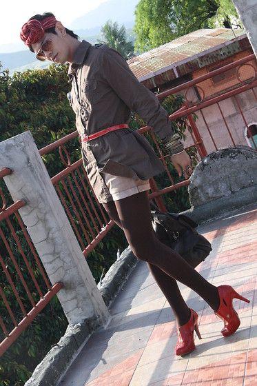 Men in heels | LOOKBOOK