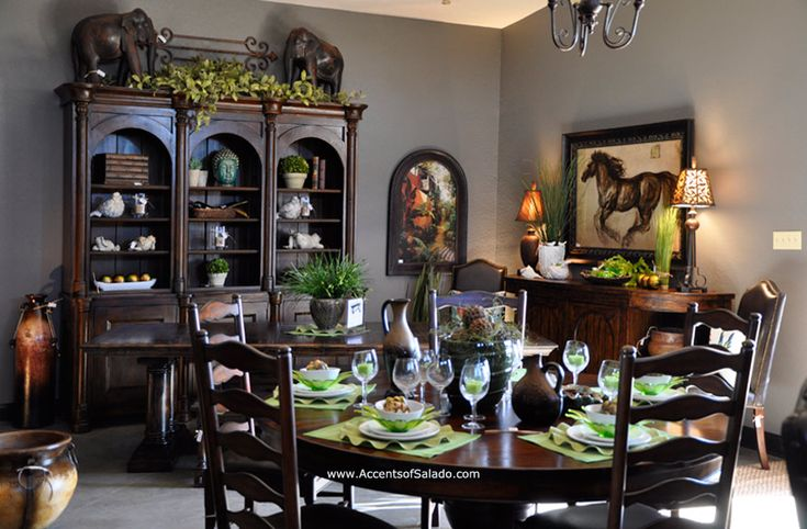 Jonas Brothers Texas Home Stunning Rustic Living Room: Tuscan Dining Room Furniture Is Our Specialty. We Ship