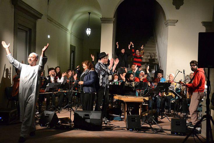 Festival del Volontariato di Lucca 2014 con l'Orchestra Multietnica di Arezzo