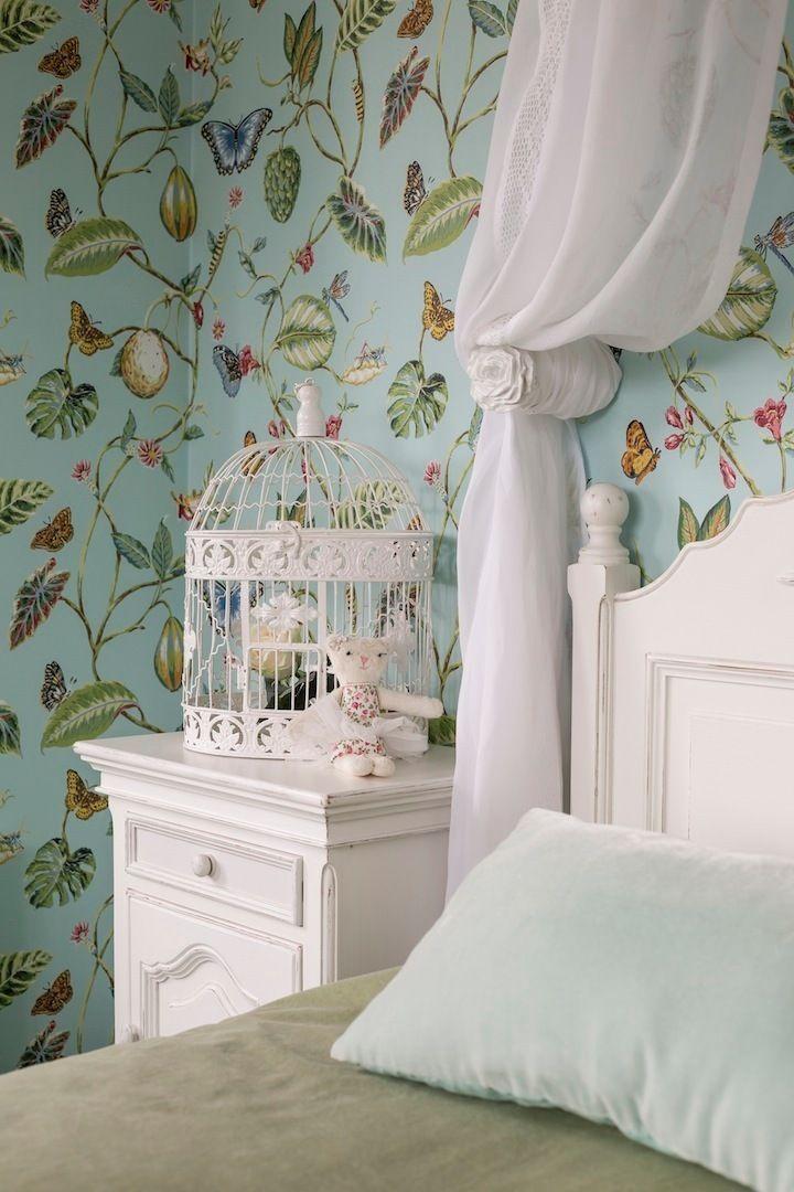 Фотография: Спальня в стиле Кантри, Дом, Дома и квартиры, дом в неоклассическом стиле, неоклассика в интерьере – фото на InMyRoom.ru