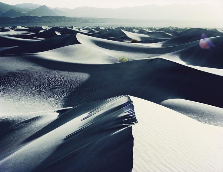 Photographer Fabrice Jacobs, sand dunes