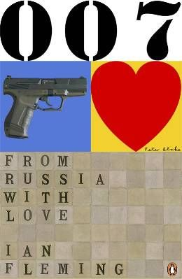 > Symbolism to depict an idea or theme >Peter Blake, Penguin #bookcover