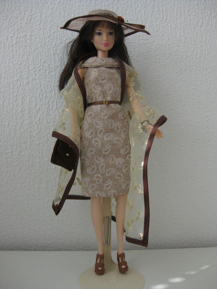 Zelfgemaakte Barbiekleding van Nalafashion op marktplaats VERKOCHT