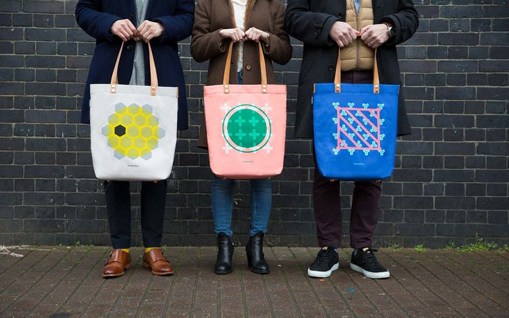 MAMIMU Manhole City Tote Collection in New York, London & Tokyo