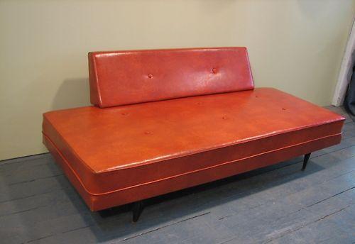 Vintage Vinyl Sofa Mature Ladies Fucking