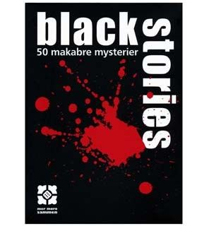 Black Stories (NO), et kortspill fra Spillskrinet