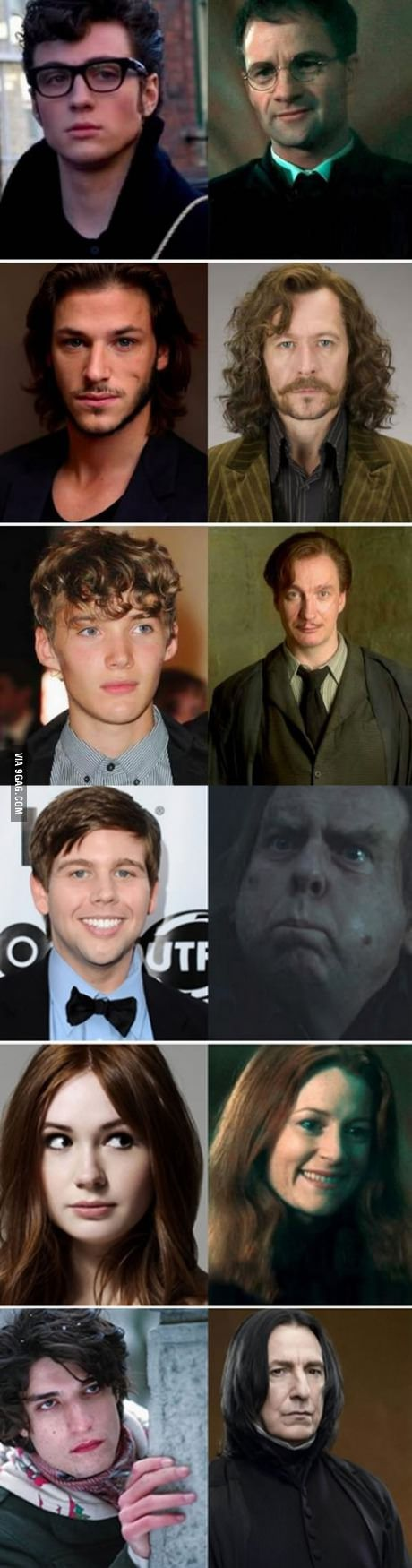 This Would Be The Best Cast If Harry Potter Had A Prequel