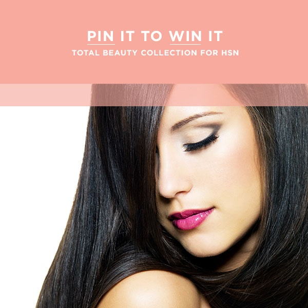 Enter the Total Beauty Collection for HSN PIN it to WIN it Sweepstakes! 10 lucky winners will get the Collection for free. #sweepstakes #giveaway Presented by TotalBeautyShops.com