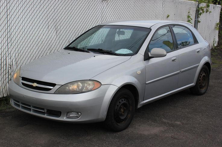 Chevrolet Optra 5 Ls 2005 With Images Chevrolet Optra