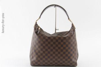 luxuryforyou.ch - first class second hand - Louis Vuitton Portobello PM in Damier Ebene N41184