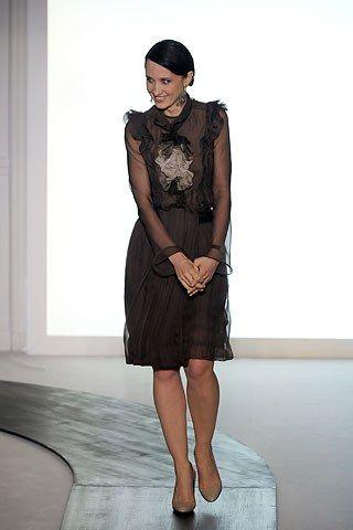 Valentino Fall 2008 Couture Fashion Show - Alessandra Facchinetti