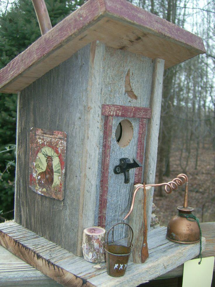 Repurposed Garden Tools