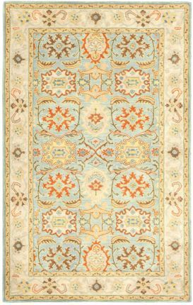 Safavieh Heritage HG734A Light Blue Rug - Also available at Home Decorators as the Mayfair Area Rug II