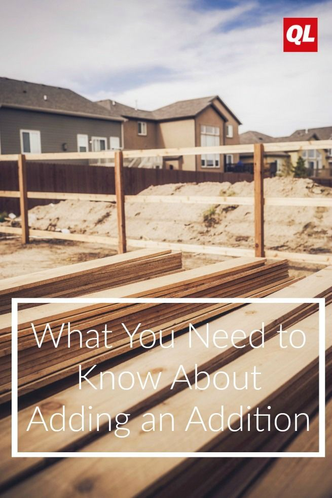 When it comes to adding on to your home, it can be tough to know what you don't know, and questions might outnumber answers. In this post, we'll give you three starter questions you can ask yourself that will give you a framework for making an addition to your home.