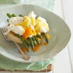 A luxurious feast for breakfast or brunch. Delicious with New Generation Eggs