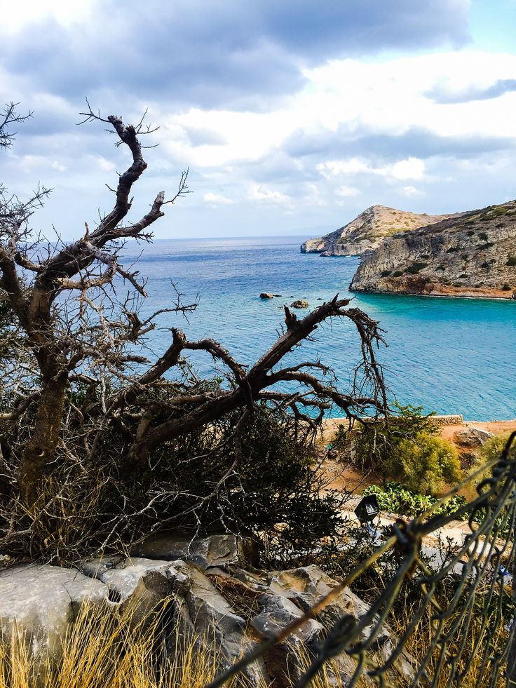 Spinalonga, Crete #spinalonga