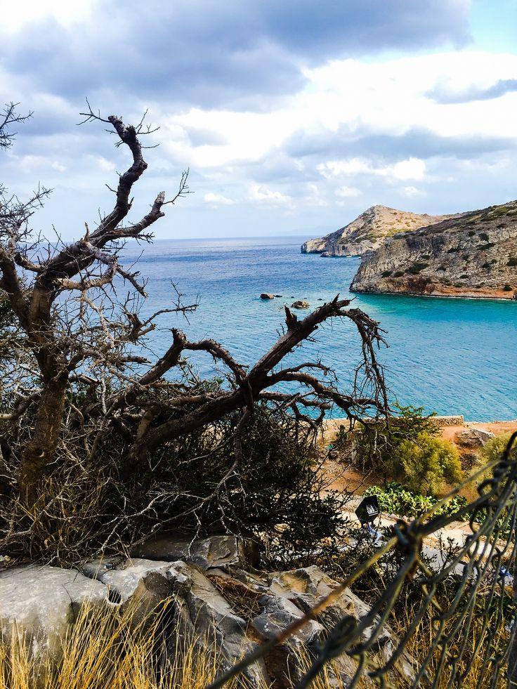 Spinalonga, Crete #spinalonga
