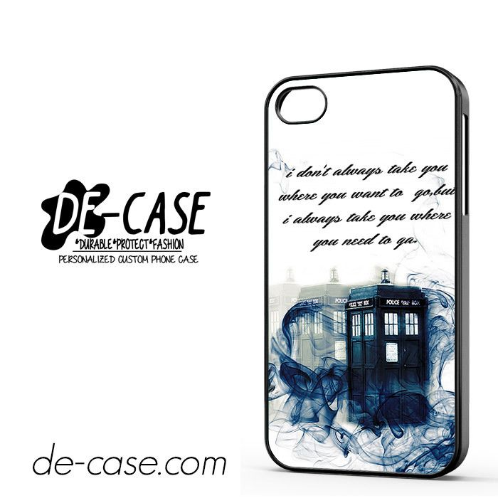 Doctor Who Tardis Wallpapers DEAL-3535 Apple Phonecase Cover For Iphone 4 / Iphone 4S