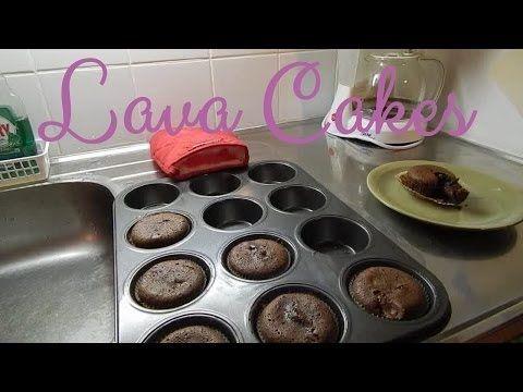 How To: Easy Lava Cake Recipe