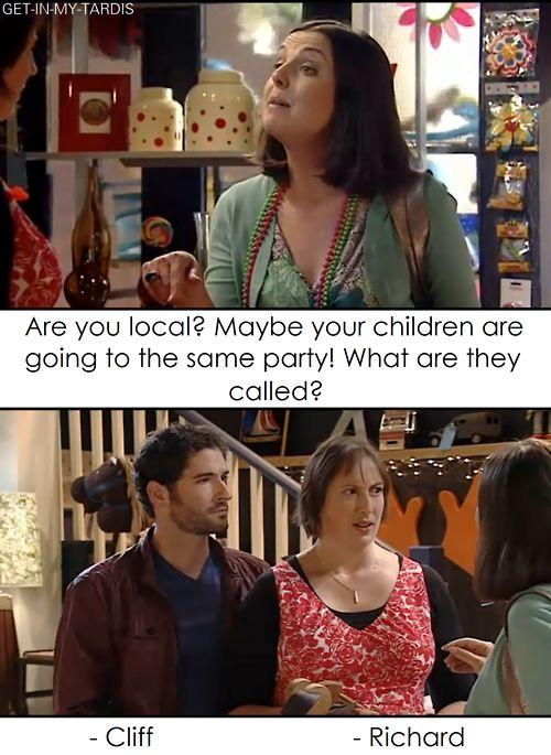 Haha I love Miranda