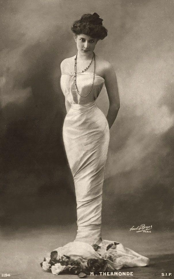 fotografía antigua de M. Thermonde