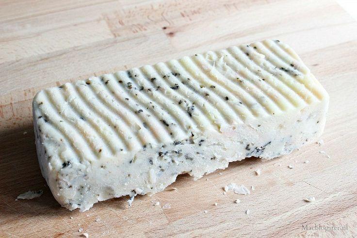 DIY: zeep maken van amandelolie, cacaoboter & olijfolie