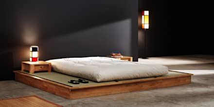Ikiru: Dormitorios de estilo asiático de ikiru
