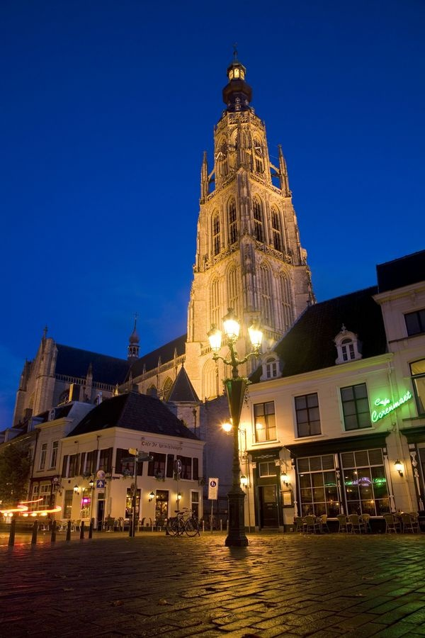 Breda Cathedral,Netherlands. Loved living in this cute town for a couple weeks in the summer of 2011 :)