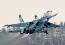 Sukhoï Su-27  'Flanker'