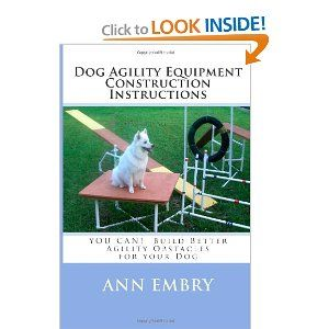 Dog Agility Equipment Construction Instructions Free
