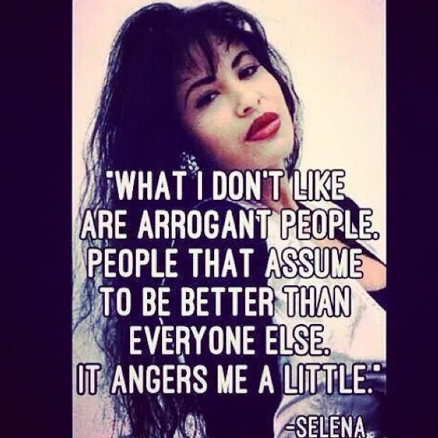 Selena Quintanilla Quotes Impressive 17 Best Images About Selena On Pinterest  Latinas Arrogant People . 2017
