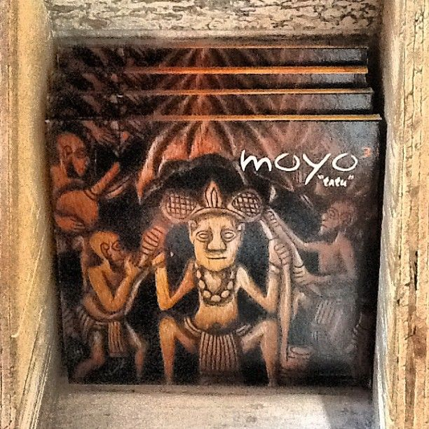 A compilation of the best african music -- moyo 'tatu' CD instore