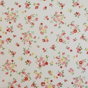 Posie Chintz 100% cotton 137cm 63.7cm Curtaining