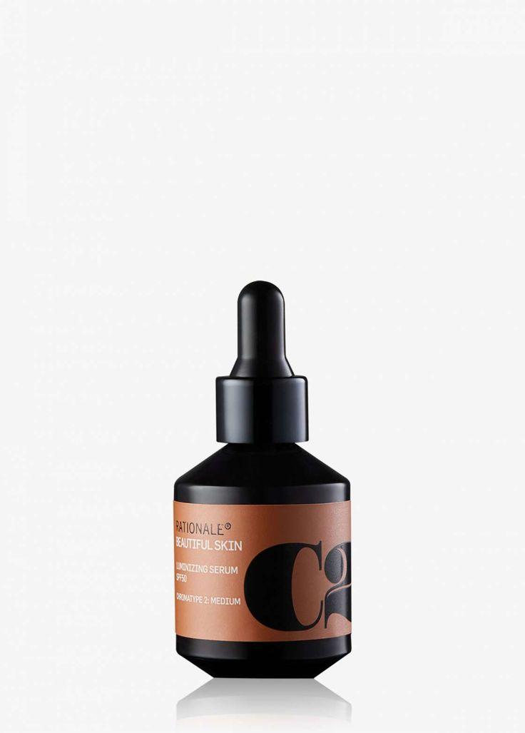 Beautiful Skin Luminizing Serum SPF50 C2 | Rationale Skin Care