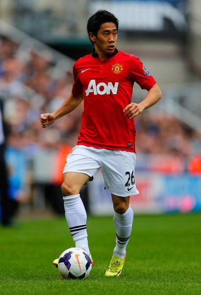 Shinji Kagawa del atolondrado Manchester United, versión David Moyes.