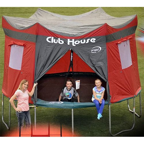 Found it at Wayfair - 14' Trampoline Club House Cover