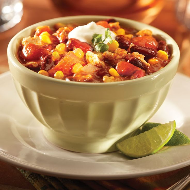 Homemade Chili Beans Food Network