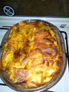 ricette senza glutine: Lasagne pesto e patate senza glutine e lattosio
