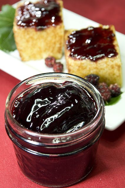 Mulberry Recipe - Mulberry Jam